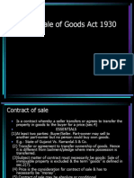 Sale of Goods_Business_Law