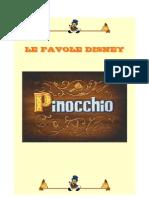 Le Favole Disney - Pinocchio (Ita Libro)