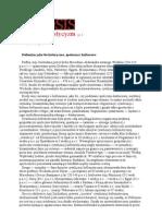 Gnoza i Gnostycyzm Cz1