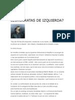 EURÓCRATAS DE IZQUIERDA
