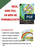 Lema de Pastoral 2012-13