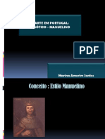 Manuelino Em Portugal