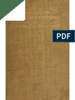 Manual of library bookbinding practical...