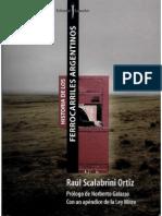 Scalabrini Ortiz Historia Ferrocarriles Argentinos (Libro)