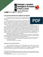 51164142 Ideologia y Aparatos Ideologicos de Estado Freud y Lacan