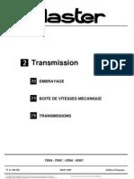 MASTER - Transmission