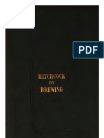 Practical treatise on brewing