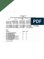 Jadual waktu Tahun 5 (siri3) SKPP 18(1)