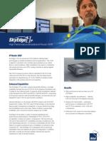 SkyEdge I I IP Brochure 2013-01-16