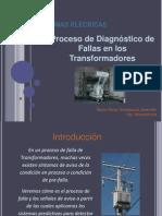 Diagnostico de Fallas en Transformadores