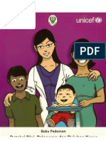 Buku Pedoman Pelatihan Deteksi Dini & Penatalaksanaan Korban Child Abuse and Neglect