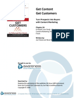 Get Content Get Customers by Joe Pulizzi