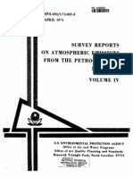 Atmospheric Emissions From the Petrochemical Industry_Volume IV
