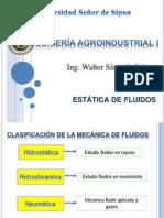Sesión 02-estatica de fluidos