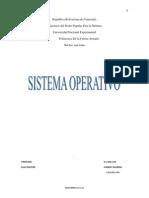 Sistema Operativo3333