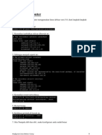 Konfigurasi Debian 5 Lenny