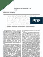 Anderson C. 1993 - Stigmaphyllon Dichotomum