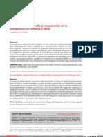 Universidad, desarrollo y cooperación en la AMERICA LATINA