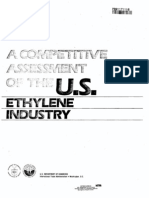 Competitive Assessment of the US Ethylene Industry