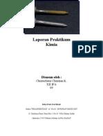 Laporan Praktikum kimia(1)