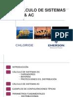 Cálculo de Sistemas Industriales_Seminario Técnico_2009V1