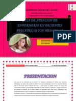 Guia de Atencion de Hemofilia Pediatria 2012 h.a.l