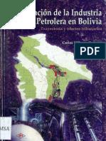 Privatización de la industria petrolera en Bolivia. Trayectoria y efectos tributarios. Carlos Villegas Quiroga.pdf