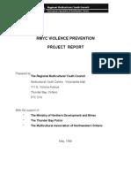 Violence Workshop '98 Report