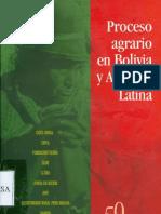 Proceso agrario en Bolivia y América Latina. 50 años de Reforma Agraria en Bolivia. John D. Vargas Vega.pdf