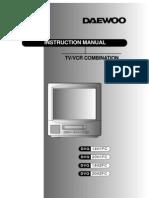 Instruction Manual DVQ20H1FC