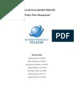 Project Time Management.docx