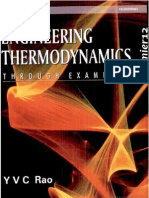 Engineering Thermodynamics Through Examples