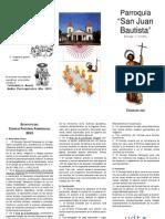 Estatuto Consejo Parroquial SJB
