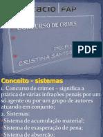 Concursos de Crime e de Pessoas- Dp II- Slides.