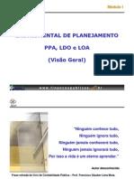 _COSO_Instrumental de Planejamento - PPA-LDO-LOA