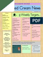 Whipped Cream News