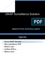QNAP Security Presentation Alex