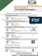 Calendario DAT 2012-03 y 04 Al 25-07