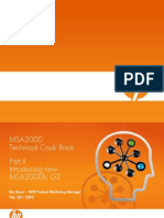 MSA2000fc G2TechnicalCookBook Engl. 0209