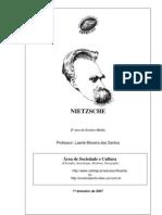 Apostila Nietzsche