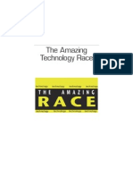 the amazing technology race