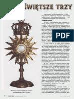 Cud Eucharystyczny w Poznaniu 1399