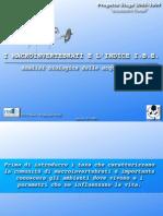 Presentazione-macroinvertebrati