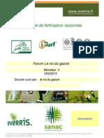 Plan de Fertilisation Leroidugazon