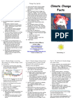 Climate Change Facts Trifold - Revision 1-6