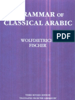 A Grammar of Classical Arabic