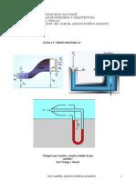 Guia de Ejercicios de Hidrodinamica
