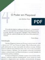 Filosofia - O Poder de Maquiavel