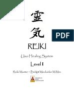 Reiki Revolution Manual