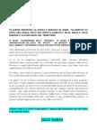Documento Sulle Inadempienze Della Provincia Di Mb